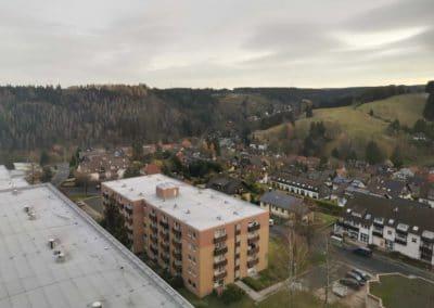 FeWo-Harz-Altenau_Wald-Hausdaecher
