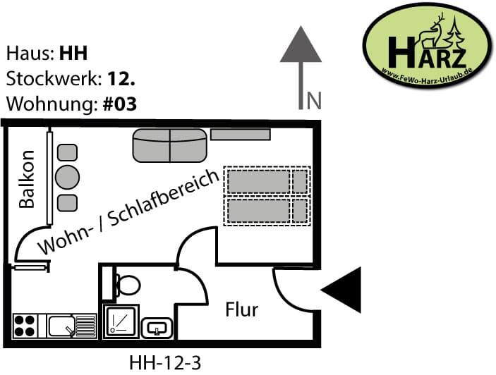 Grundriss-Harz-Hirsch-Altenau-STREICH